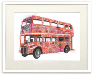London_bus_white_frame